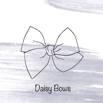 Бантики Daisy