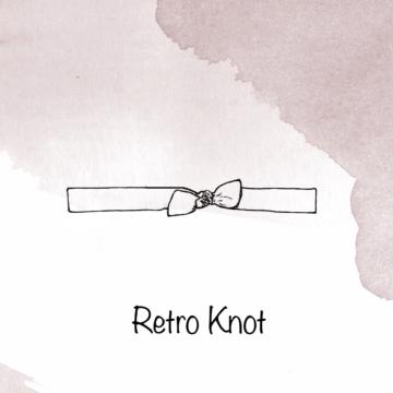 Повязки «Retro Knot»